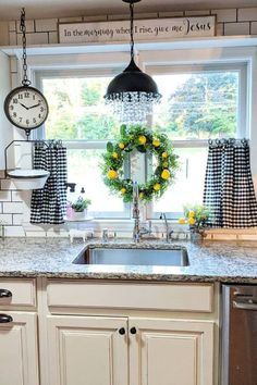 Beautiful Farmhouse Kitchen Curtains Decor Ideas 14 kitchen Beautiful Farmhouse Kitchen Curtains Decor Ideas 14 kitchen In regards to sleeping quarters interior decoration concepts, a few things get middle stage. Such as, the bed,. Farmhouse Kitchen Curtains, Kitchen Redo, Kitchen Design, Kitchen Cabinets, Kitchen Ideas, Farmhouse Decor, Farmhouse Ideas, 10x10 Kitchen, Kitchen Cupboard