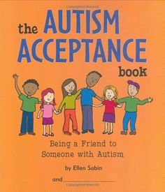 This is a great introduction to autism for kiddos.