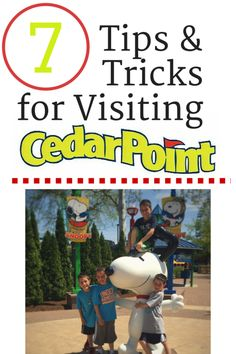Awesome, Practical Tips for Visiting Cedar Point with a Family