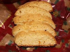 Grandma's Old Fashioned Italian Biscotti Recipe