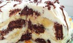 You searched for Netradičná perníková torta - Recepty od babky Delicious Cake Recipes, Yummy Cakes, Sweet Recipes, Yummy Food, Tasty, Easy Recipes, Bulgarian Desserts, Bulgarian Recipes, Russian Recipes