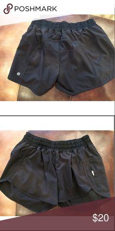 Lululemon Hardly worn. The size tag fell off but its a size 8 lululemon athletica Shorts
