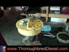 AirDog Dodge Fuel Module Upgrade Install