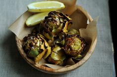 Tuscan artichokes & 18 other delicious Tuscan inspired dishes!