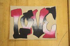 Graffiti Words | Dali's Moustache