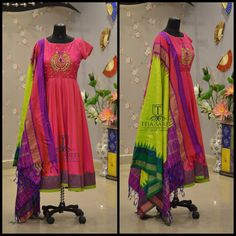 TS-DS - 310For orders/querieswhatu2019s app us on8341382382 orCall us @8790382382Mail us tejasarees@yahoo.comwww.tejasarees.com LikeNeverBefore Tejasarees Newdesigns icreate dresses handloom ikkat Stay Amazed!!Team Teja!! 05 September 2016