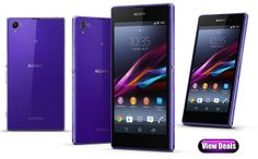 9 best sony xperia z1 purple deals images on pinterest sony xperia rh pinterest com
