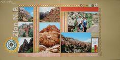Zion, National Park - Scrapbook.com