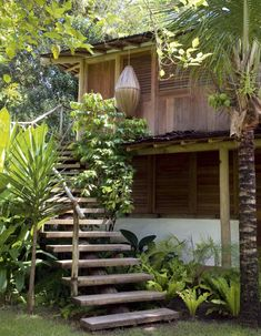 Former shacks have become luxurious accommodation at Uxua.