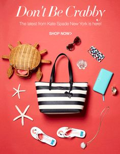 The latest from Kate Spade New York is here! Shop now >