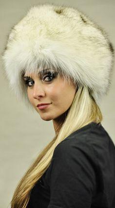 Cappello volpe della Groenlandia  www.amifur.it