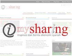 screenshot of my website