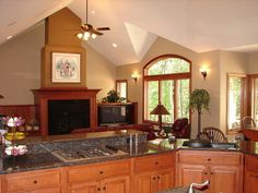 indoor paint colors Visit Link for More Paint Colors for Living Room with Oak Trim Ideas Indoor Paint Colors, Kitchen Paint Colors, Room Paint Colors, Paint Colors For Living Room, Paint Colors For Home, Honey Oak Trim, Oak Wood Trim, Painting Oak Cabinets, Painting Trim