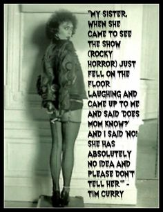 Hahahaha This reminds me of me the first time lol I had to literally beg my mother and had she really known , she would have fell out. I was actually the one cracking up laughing. I could not believe I let you talk me into this. BUT, it ended up being lot's of fun, every time :-0