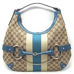simply Gucci blue (a favourite repin of VIP Fashion Australia - providing a portal to exclusive fashion and style from across the globe.  www.vipfashionaustralia.com - Specialising in blacklabel fashion - womens clothing Australia - global fashion houses - Italian fashion - fashion au and fashion boutiques - enter my cat walk )