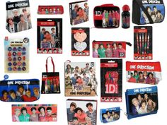 one direction merchandise | One Direction Merchandise Is All Kids In The UK Want For Christmas ...