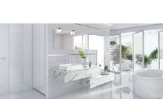 Discover the Home Design by SCHMIDT! Design your kitchen, wardrobe, cupboard or bathroom unit with the specialist in bespoke furniture. Loft Design, House Design, Cabin Plans With Loft, Bathroom Mixer Taps, Bathroom Storage, Artist Loft, Design Your Kitchen, Custom Made Furniture, Small Bathroom