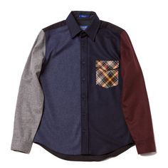 Urban Pioneer Shirt by PENDLETON Japan