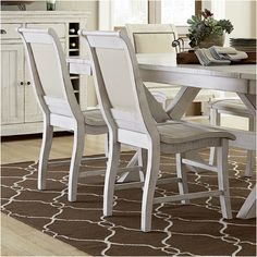 $369 for 2 Progressive Furniture Inc. Willow Side Chair