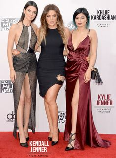 The American Music Awards Style Statement-Makers @ The Trend Boutique