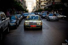 Another green #Beirut #Taxi