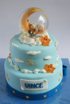geboortetaart birthday cake