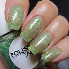 Here is @polishaddictnailcolor March 17th from the March 17th Collection.  For this mani I used three coats with @mydreampolish Gem Glam top coat. #presssample #polish #nailswag #polishaddict #mydreampolish #notd #nailpolish #nails #manicure #nailfeature #lacquer #nailstagram #nailstoinspire #nailpolishes #indieswatch #nailsofinstagram #lacquerlovers #manicurelover #nailjunkies #nailswatch #hairnailsdiary #nailartaddict #dailynailart #naillover #nailartoohlala #nails4yummies #thenailartdiary…