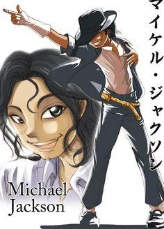 michael jackson anime - Szukaj w Google