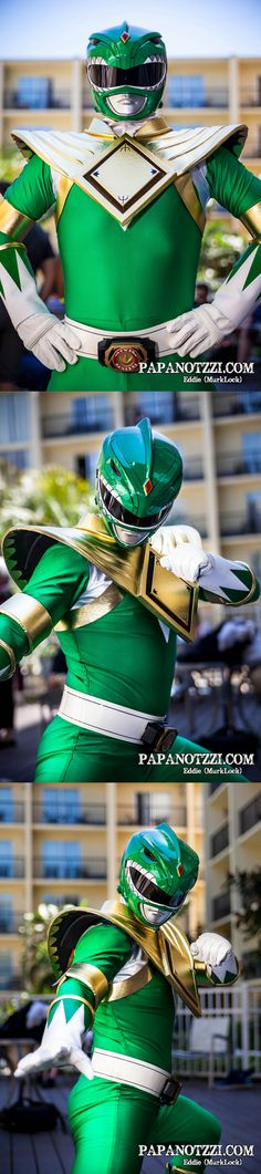 Green Ranger - Power Rangers | TBCC 2013