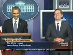 Obama announces Carney stepping down as press secretary -  another obama rat jumping the sinking ship..