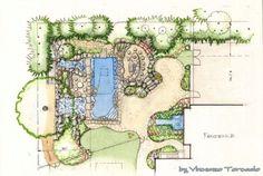 Amazing Ideas Landscape Architecture Tree Sketches  Landscape Architecture Tree Drawings  Calarchitecture
