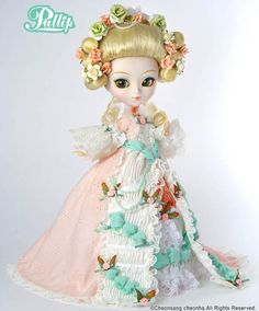 Pullip Marianne * Product Number: F-599 * Release Date: 11/2008 * Series: Counterpart to Charlotte & Alberic