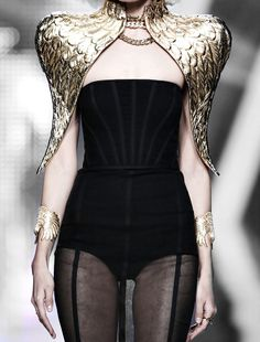 Aristocrazy Fall 2014 LOVE those wings!