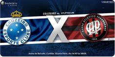 Cruzeiro x Atlético Paranaense 550x273 Assistir Transmissão Cruzeiro x Atlético Paranaense Ao Vivo