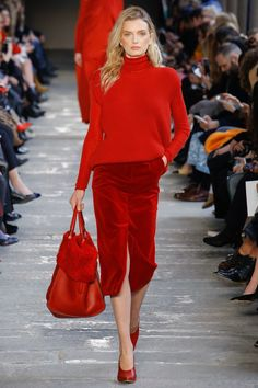 All red Outfit at Max Mara fashion show  maxmara  fashionshow  allredoutfit   luxuryfashion feaef5703f8