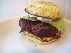 Cauli-hamburger buns!