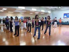 Nobody, But You! - Line Dance (Dance & Walk Through) - YouTube