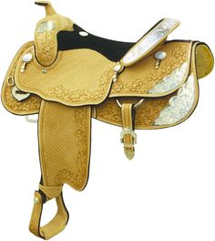 BILLY COOK DENTON COUNTY SHOW SADDLE