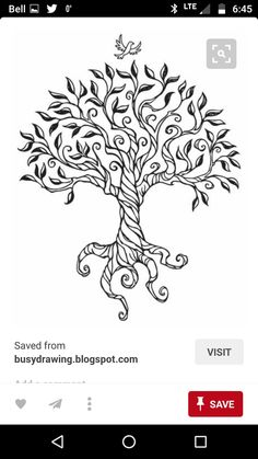 tattoo spirit 50 ideen f r lebensbaum tattoo lebensbaum tattoo lebensbaum und vorlagen. Black Bedroom Furniture Sets. Home Design Ideas