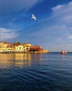 Luxury Villa, Crete, Beautiful Day, All Things, Island, Vacation, Landscape, Holiday, Nature