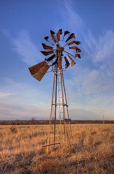 Rusty ...Windmill