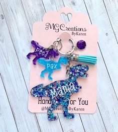 Your place to buy and sell all things handmade Diy Resin Art, Diy Resin Crafts, Crafts To Sell, Diy Resin Keychain, Acrylic Keychains, Craft Gifts, Diy Gifts, Epoxy, Keychain Design