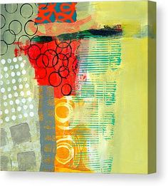 Mixed Media Collage, Collage Art, Newspaper Collage, Canvas Art, Canvas Prints, Art Prints, Jane Davies, Collage Techniques, Gelli Printing