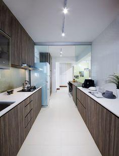 New 3 Room Hdb Kitchen Renovation Design