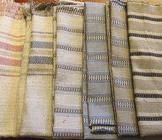 New Olivades fabrics by Nicole Fabre at Tissus D'Helene for Focus/14. For more inspiration, see www.thehousedirectory.com