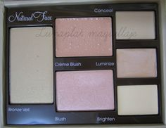 NATURAL FACE TOO FACED