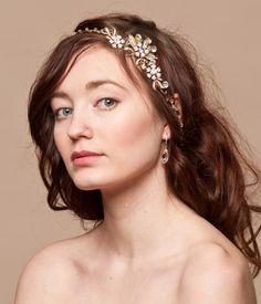 Ti Adoro-Floral Hair Vine