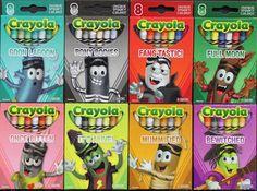 Halloween Crayola collections