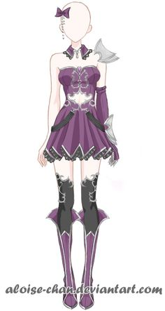 [CM] Witch Outfit @whiizu by Aloise-chan.deviantart.com on @DeviantArt
