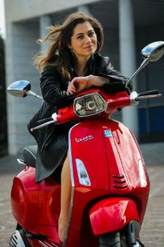 "Driving a Vespa is definitely a whole lot about style,"" she explained. The Vespa was the very first globally prosperous scooter. A scooter is the finest and a Vespa most stylish means to go around the city. The foldable"" scooter… Continue Reading → Vespa Motor Scooters, Piaggio Vespa, Scooter Bike, Lambretta Scooter, Apex Scooters, Vespa Special, Vespa Super, Vespa Sprint, Motorbike Girl"